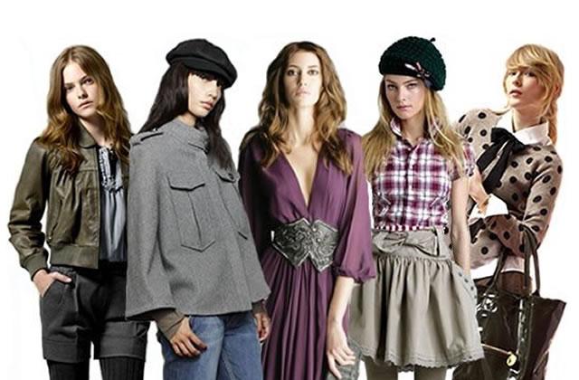 Tendances Mode Automne-Hiver 2007-2008
