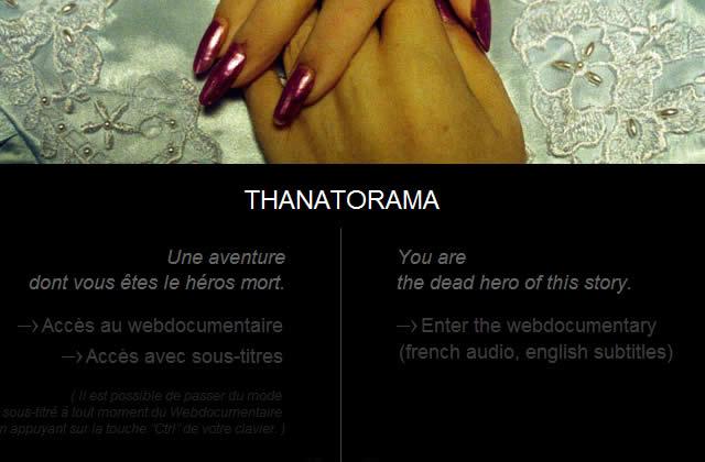thanatorama.com : il se passe quoi après la mort ?
