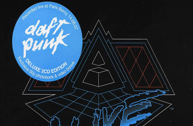 Daft Punk sort un album live