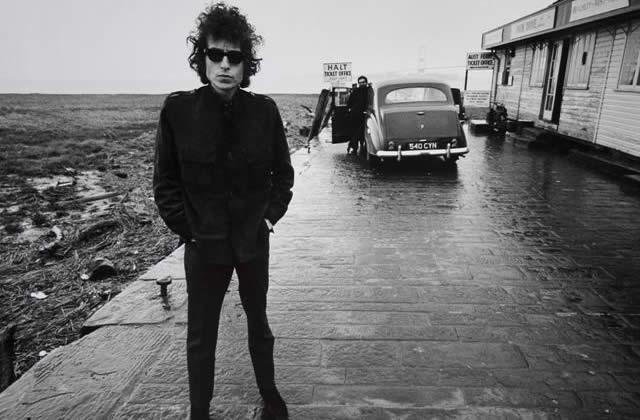 Des images du film consacré à Bob Dylan