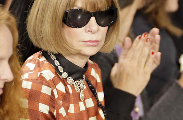 Anna Wintour, le « diable », n'ira pas à Paris !