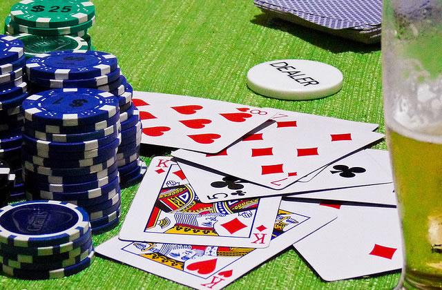 Le poker…