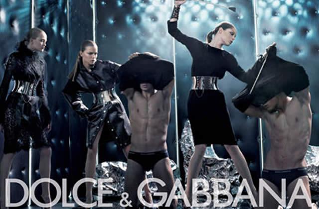 Les dominas de Dolce & Gabbana font scandale