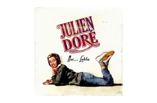 [MAJ] Moi Lolita, premier single de Julien Doré (+ le clip)