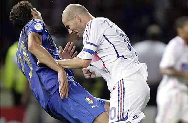Zidane / Materazzi : on connait enfin la vérité
