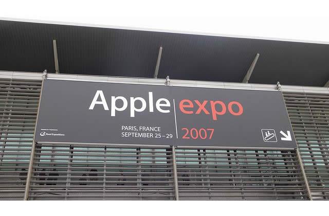 Apple Expo 2007 : le compte-rendu