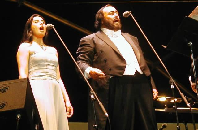 Hommage à Luciano Pavarotti en vidéos