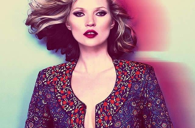 Kate Moss pour Topshop : deuxième !