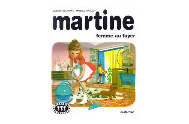 Les nouvelles aventures de Martine en 2007