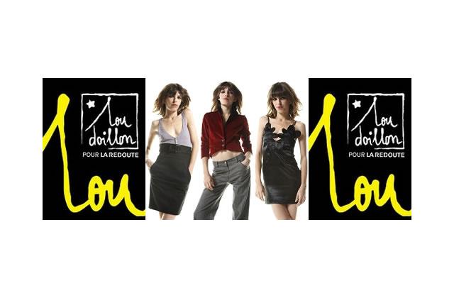 Lou Doillon pour La Redoute