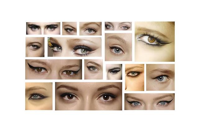 Eyeliner : le must maquillage de la saison