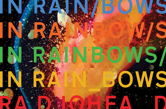 In Rainbows, nouvel album de Radiohead : sortie le 10 octobre