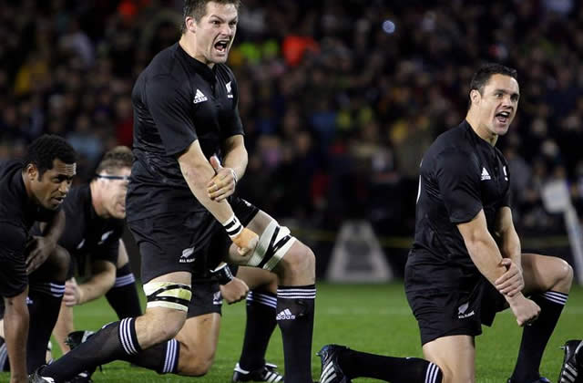 Le Haka des All-Blacks