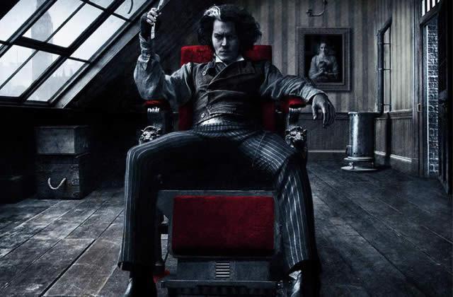 Sweeney Todd (Tim Burton) : le trailer