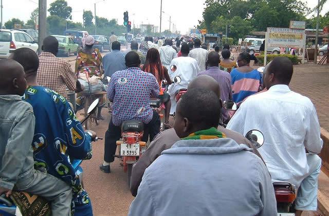 Bonne conduite au Burkina Faso