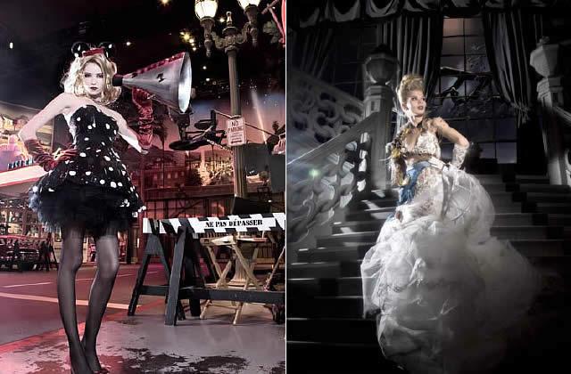 [MAJ] Disney et 25 créateurs de mode réinventent la robe de princesse : les photos !