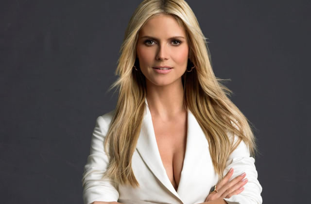 Heidi Klum est fière de ses tétons