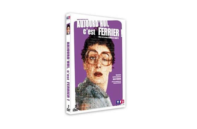 [Idée Cadeau] Julie Ferrier, le DVD
