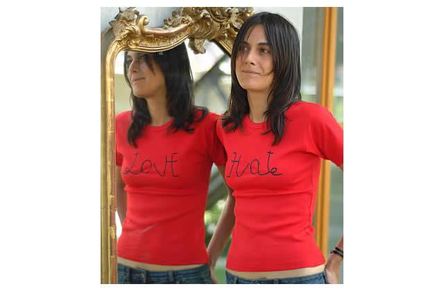[Idée Cadeau] Le tee-shirt Hate qui devient Love