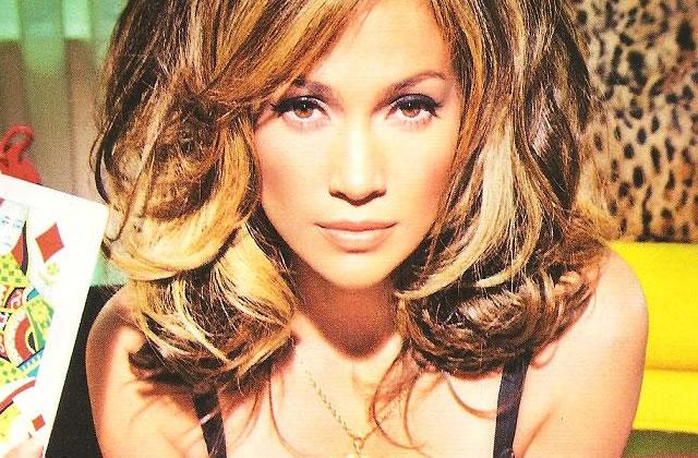 Jennifer Lopez enceinte !