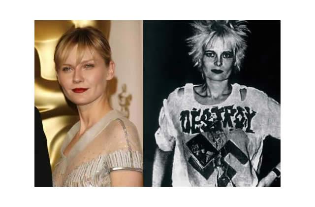 Kirsten Dunst pour incarner Vivienne Westwood