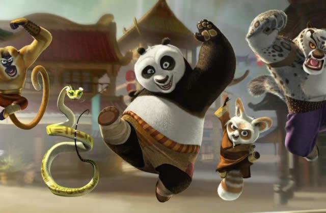 Kung-Fu Panda, la bande-annonce