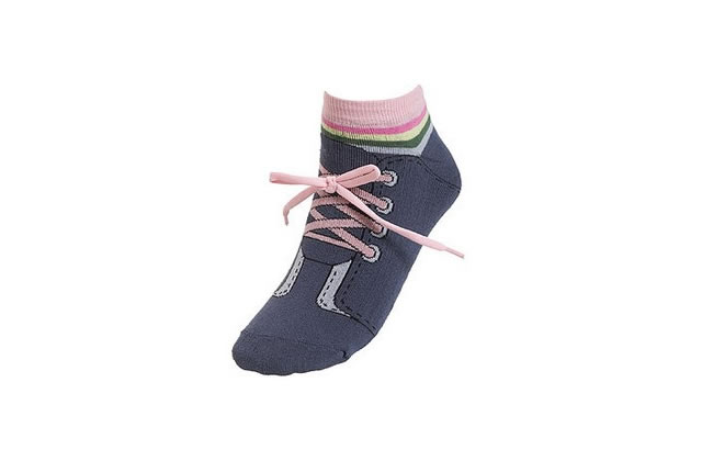 La chaussette-basket