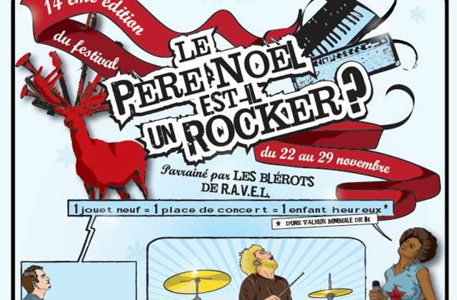 Le Père Noël est-il un Rocker ?, le festival
