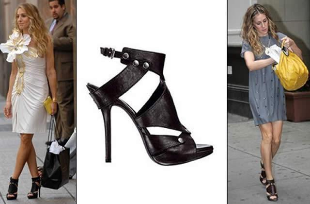La styliste de Sex & the City choisit Dior