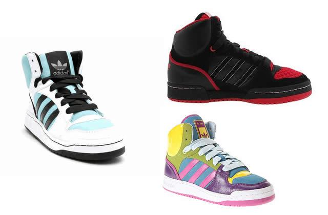 Basket Adidas Game Mid, la sneaker guimauve