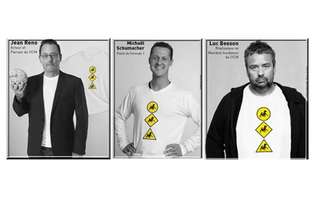Un tee-shirt pour la bonne cause par YSL