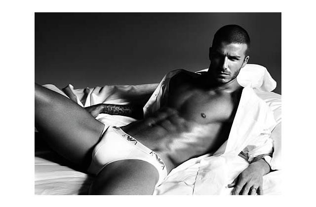 [MAJ] Tu veux voir Beckham en slip kangourou ?
