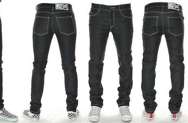 Don't Slim en jean slim