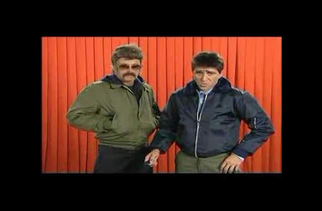 Elie Semoun & Frank Dubosc – La bagarre