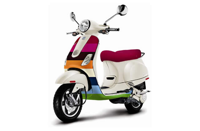 Gap habille… un scooter !