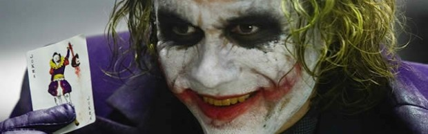 Lien permanent vers Heath Ledger en Joker fait la couv d'Empire