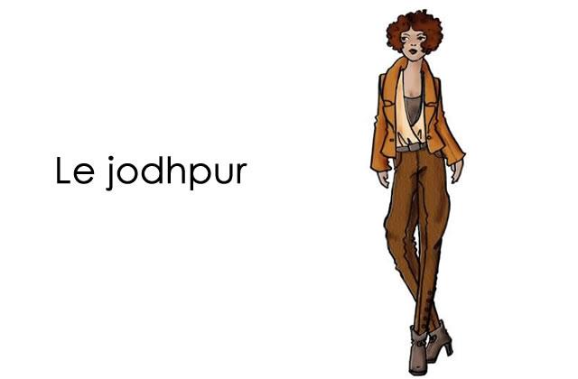 Le jodhpur