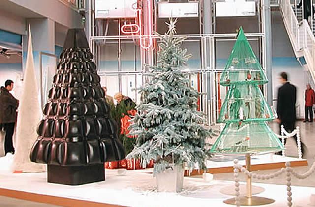 Expo – Les Sapins de Noël des Créateurs