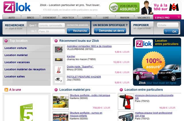 Zilok.com ou comment rentabiliser un cadeau naze