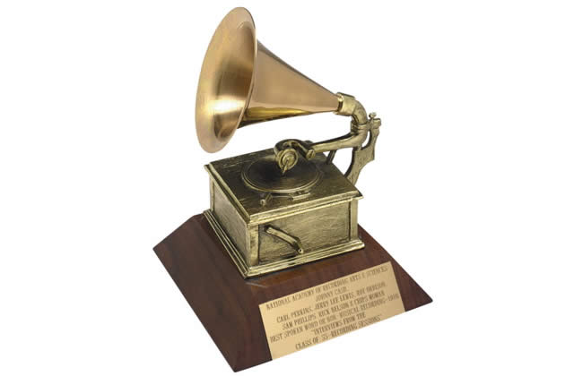 50ème cérémonie des Grammy Awards le 10 février