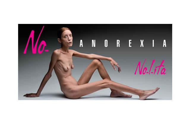 [MAJ] Anorexie : Nolita propose une publicité choc