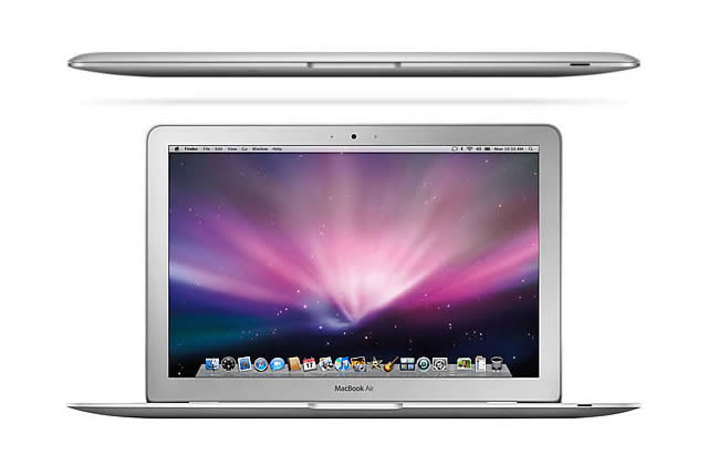 MacBook Air : Apple lance son portable ultra-fin