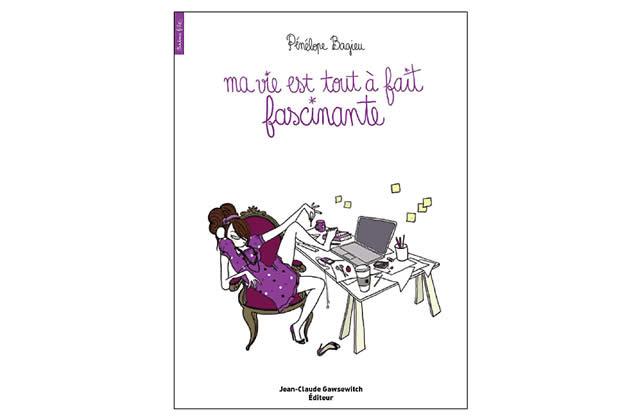 Le livre de Pénélope Jolicoeur est sorti !