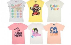 Lien permanent vers Nerd Mania : les t-shirts vintage