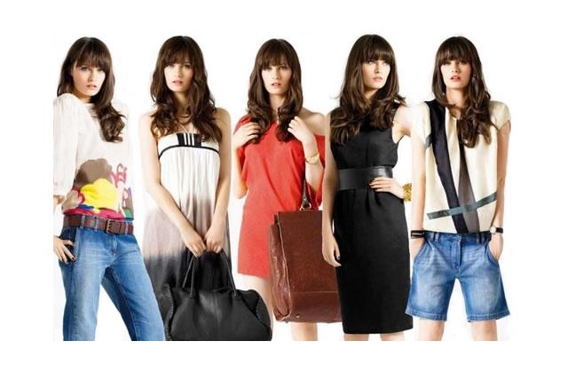 Tendances Mode Printemps été 2008