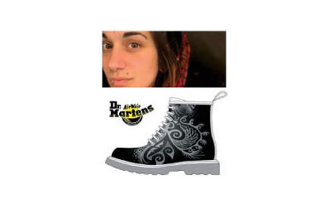 Concours de création Dr Martens : and the winner is…