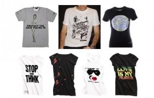 Lien permanent vers Des t-shirts pour la bonne cause !