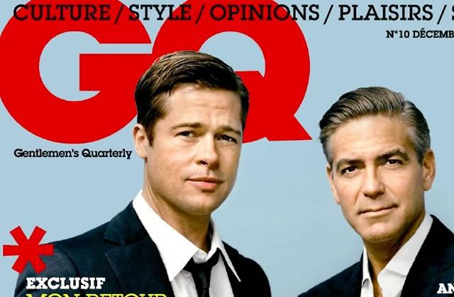 GQ le magazine, version française vient de paraître.