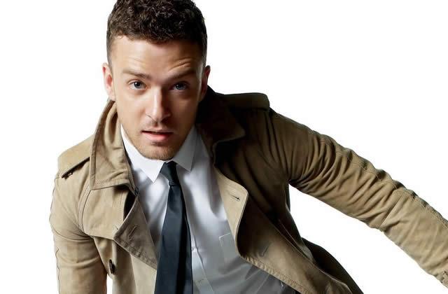 Justin Timberlake dans une pub Pepsi