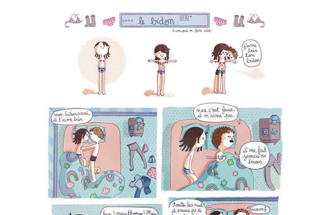 Le blog de Lilla : encore de la chouette BD de filles !